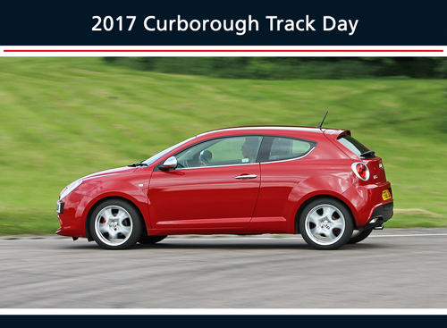 2017 Curborough Track Day