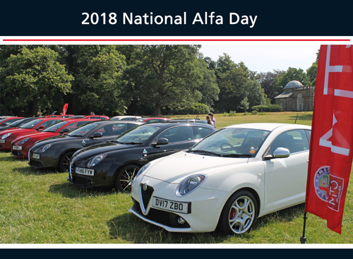 2018 National Alfa Day