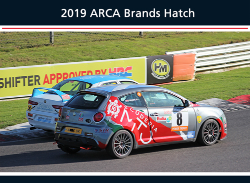 2019 ARCA Brands Hatch