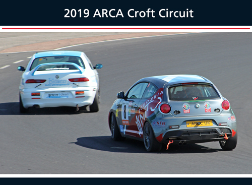 2019 ARCA Croft Circuit