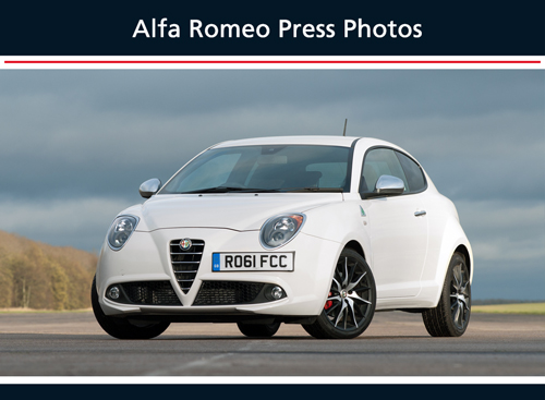Alfa Romeo Press Photos